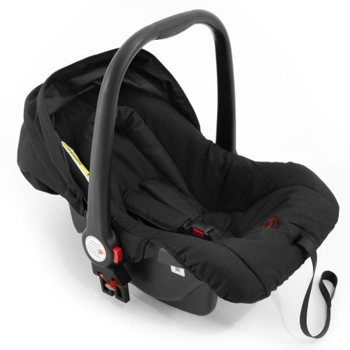 Tutti Bambini Riviera Cruise Car Seat - Black