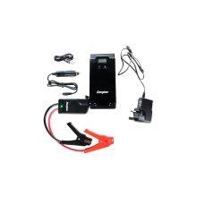 Energizer Lithium-Ion Polymer Car Jump Starter And Power Bank - LCD Display - 12000mAh