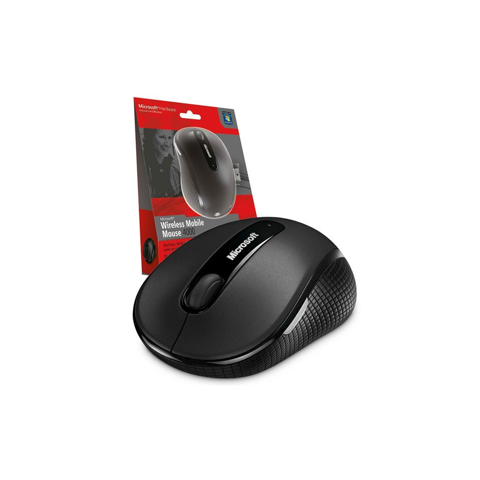 d989396bb50 Microsoft Wireless Mobile Mouse 4000 on OnBuy