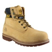 Cat Holton Safety Boot Size 6
