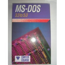 MS-DOS 3.3 to 5.0 (Prisma Computer Course)