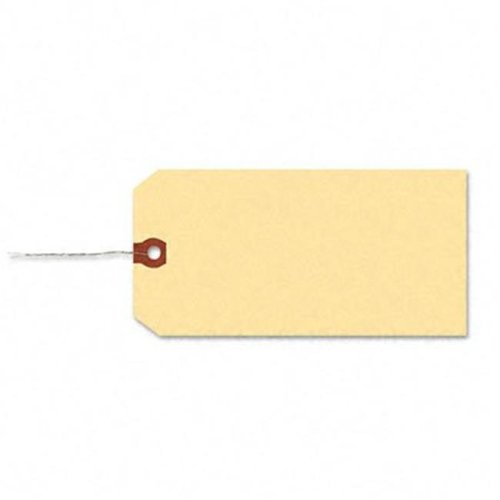Avery 12601 Shipping Tag with Reinforced Eyelet  Paper/Double Wire  2-3/4 x 1-3/8  MLA  1000/Pk