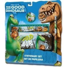 The Good Dinosaur Deluxe Stationery Set with Tin