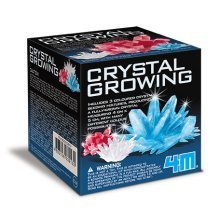 Crystal Growing Kit - 4M Children's Creative Science Set