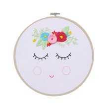 Handmade Embroidery Kit DIY Embroidery Pratical Gifts