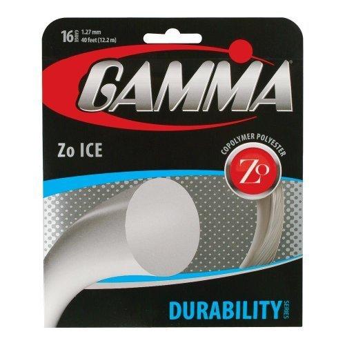 Gamma ZO Ice String