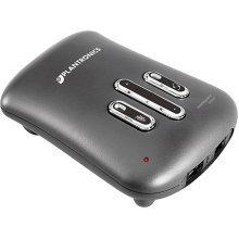Plantronics VistaPlus DM15 Wired Black audio amplifier