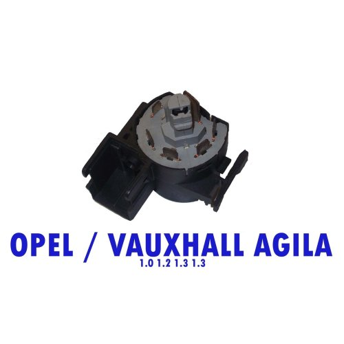 IGNITION SWITCH 90589314 OPEL / VAUXHALL AGILA (A) (H00) 1.0 1.2 1.3 2000 - 2007