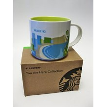Starbucks You Are Here Mug Collection - Waikiki