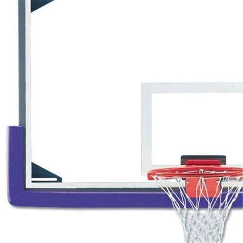 Gared 1092006 Pro-Mold Indoor Basketball Backboard Padding, Scarlet