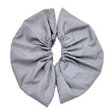 Set of 10 Breathable Shoe Covers Reusable Shoe Covers Durable Washable [E]