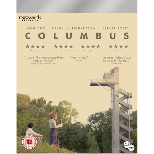 Columbus Blu-Ray + DVD