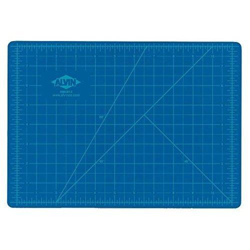 Alvin HM1824 Blue/Gray Self-Healing Hobby Mat, 18 x 24