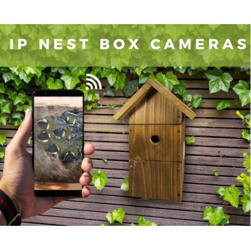 HD WiFi Bird Box Camera System - IP