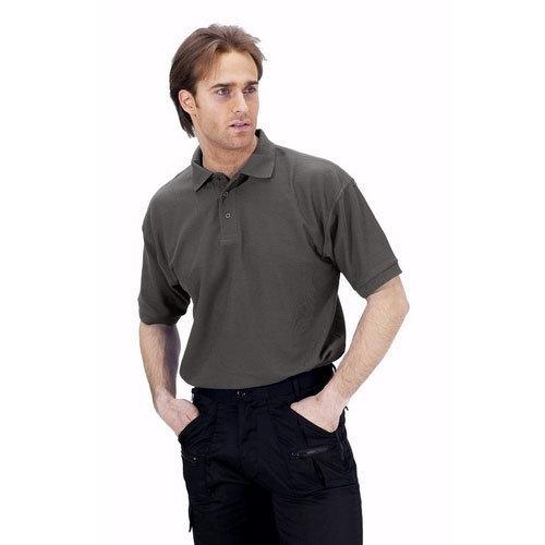 Click CLPKSGYL Polo Shirt Grey Large