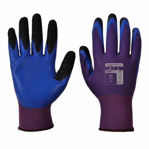 sUw - Duo-Flex Work & Gripper Glove (1 Pair Pack)