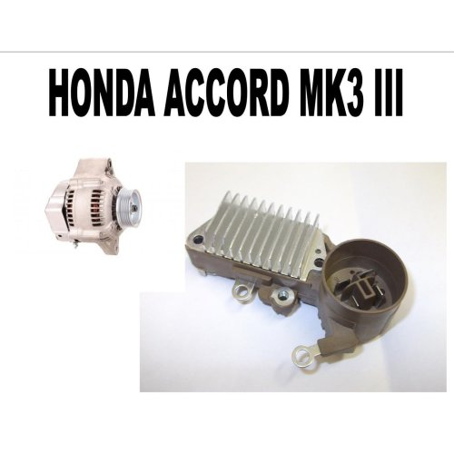 HONDA ACCORD MK3 III 2.0 SALOON ESTATE 1985 - 1987 NEW ALTERNATOR REGULATOR
