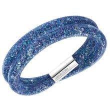 Swarovski Stardust Blue Double Bracelet - 5189759
