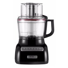 KitchenAid 5KFP0925BOB Food Processor 2.1 Litre Adjustable Slicing Disc Black