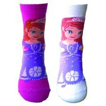 Sofia Socks - Pack of 2