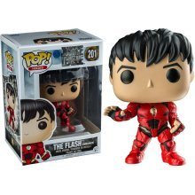 Justice League (2017) - Flash (Unmasked) Funko Pop! Vinyl Figure