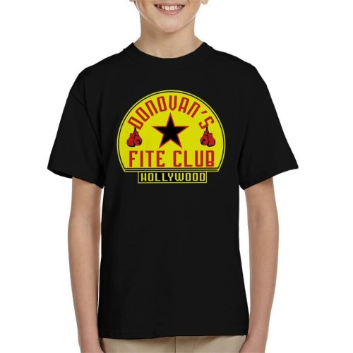 Ray Donovan Fite Club Kid's T-Shirt