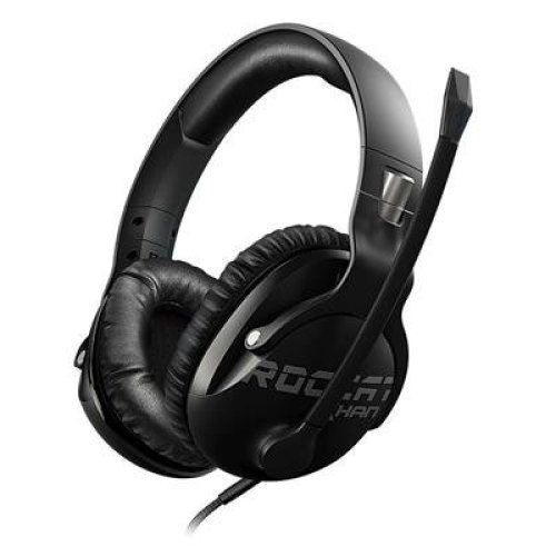 Roccat ROC-14-622 Khan Pro Competitive High Resolution Gaming Headset - Black