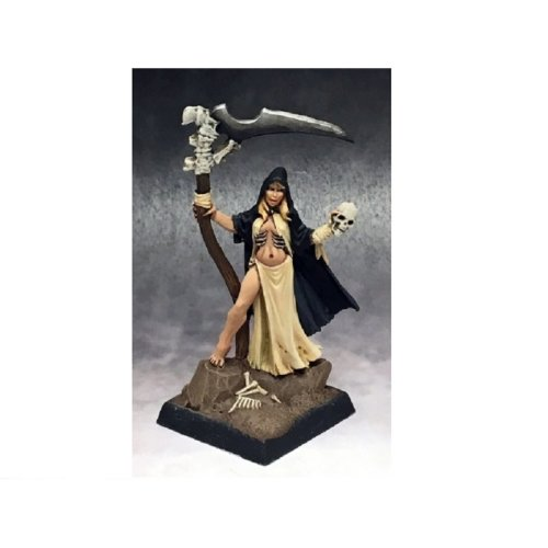 Reaper Dark Heaven Legends 03751 Female Necromancer