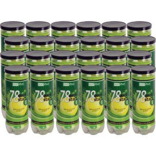 Olympia Sports BL413P Quick Start 78 Tennis Balls - Case of 24 Cans