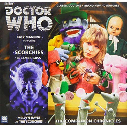 The Scorchies (Doctor Who: The Companion Chronicles)