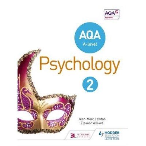 Aqa A-level Psychology: Book 2