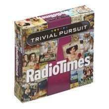 Radio Times Trivial Pursuit Game