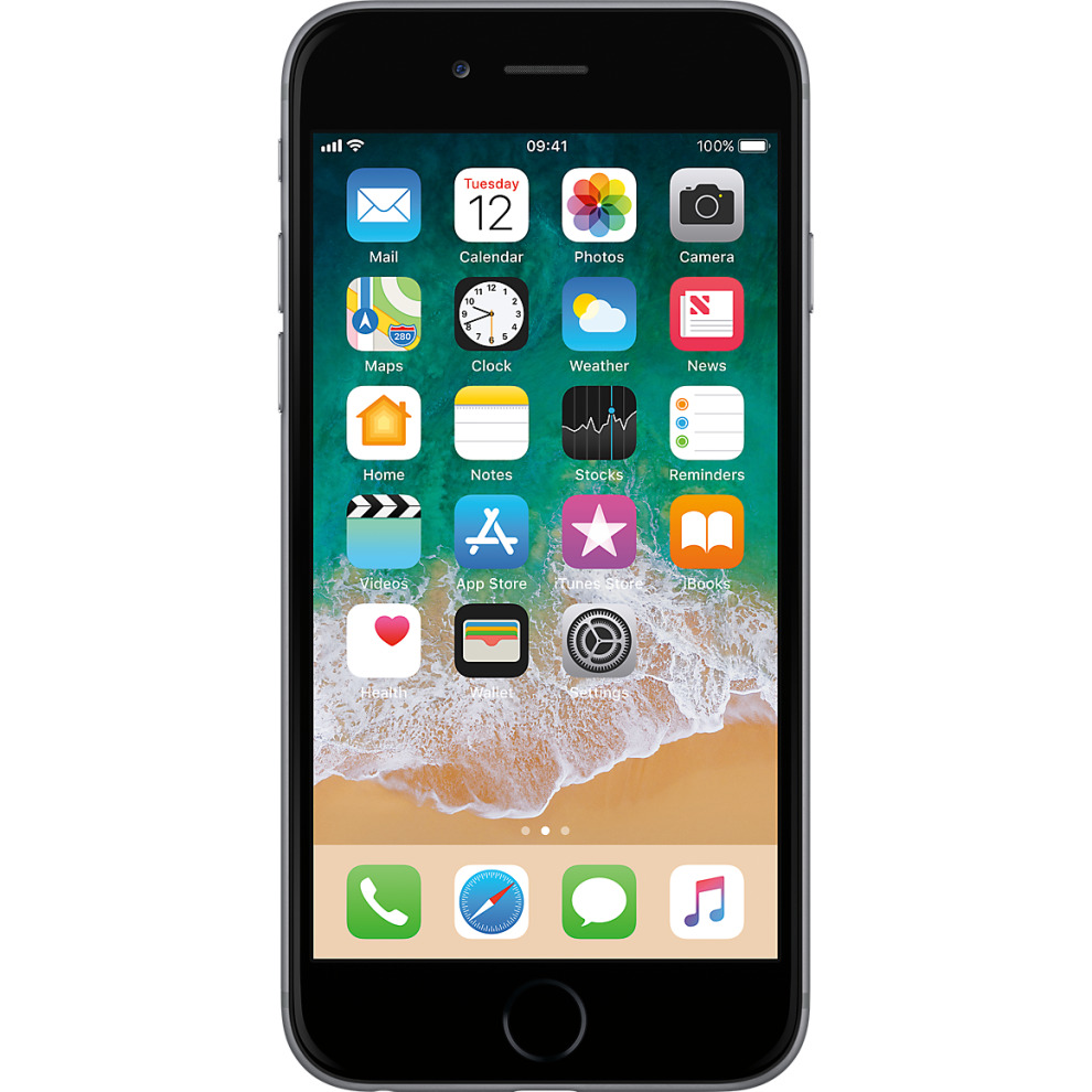 T-Mobile, 64GB Apple iPhone 6 - Space Grey