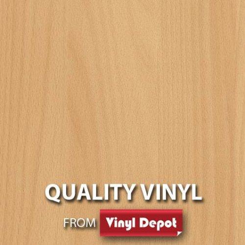 d-c-fix Sticky Back Self-Adhesive Door Vinyl Film Tirol Beech 900mm/2.1m