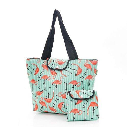 FLAMINGO large foldaway cool bag holds 10kg
