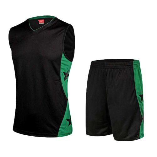 Men's Tank Top Sportswear Jersey and Short Basketball Sport Set