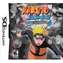 Tomy Toys Shonen Jump's Naruto Shippuden: Ninja Council 4 for Nintendo DS
