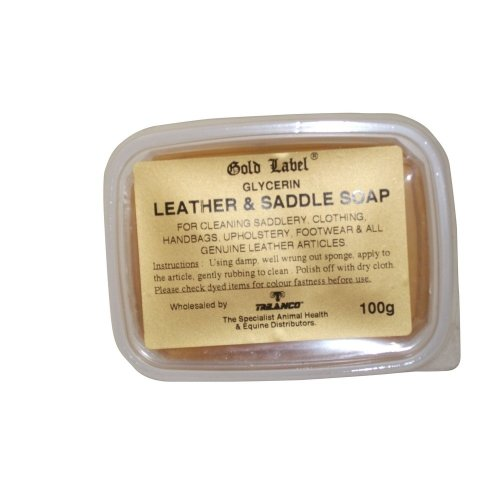Gold Label Glycerin Leather & Saddle Soap