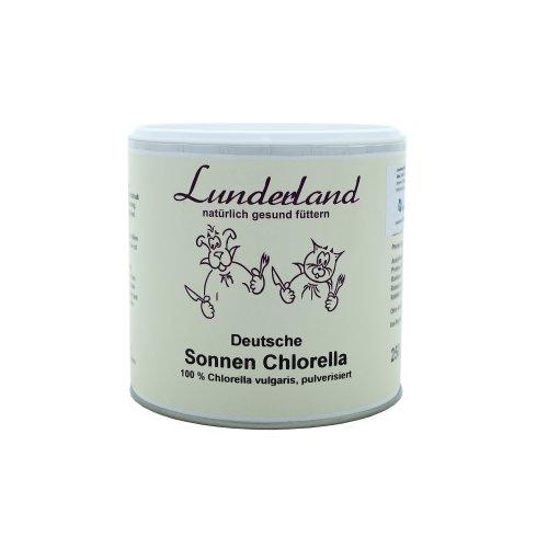 Lunderland Solar Chlorella