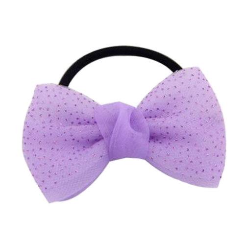 2PCS Kids Cute Elastics Hair Ties Ponytail Holder Accessories Girls Hairdressing, S
