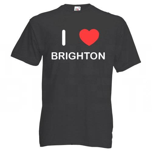 I Love Brighton - T Shirt