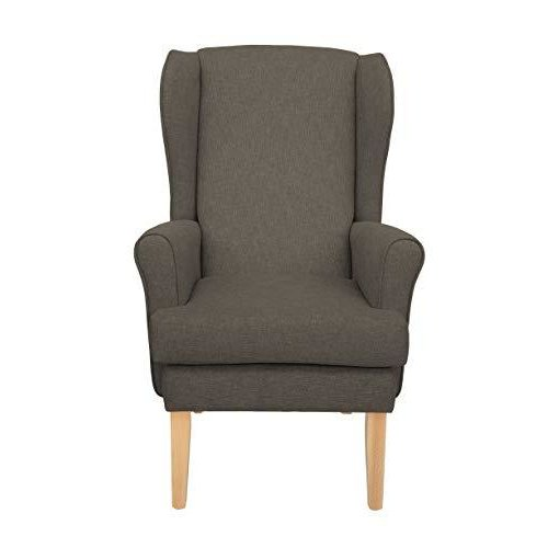 MAWCARE Highland Orthopaedic High Seat Chair - 21 x 21 Inches [Height x Width] in High Dove (lc21-Highland_h)