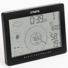 Cresta Weather Station DTX320 Black 70314.01