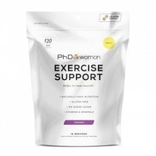 PhD - Woman - Exercise Support  - Vanilla Creme - 480g
