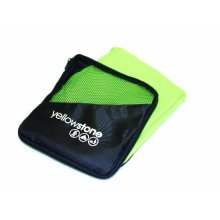 Large Micro Fibre Travel Bath Towel -  towel yellowstone bath travel micro green large fibre microfibre camping