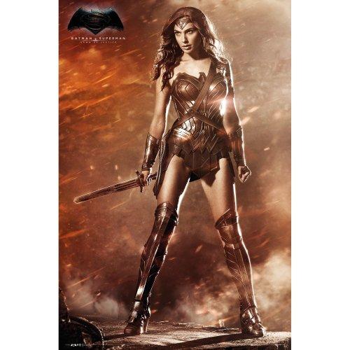Batman Vs Superman Wonder Woman Maxi Poster