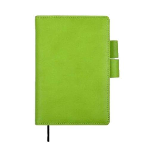 Green Notebook Portable Planner Mini Pocket Portable Schedule Personal Organizer