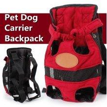 Pet Dog Cat Puppy Mesh Sling Carrier Backpack