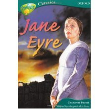 Oxford Reading Tree: Stage 16A: TreeTops Classics: Jane Eyre