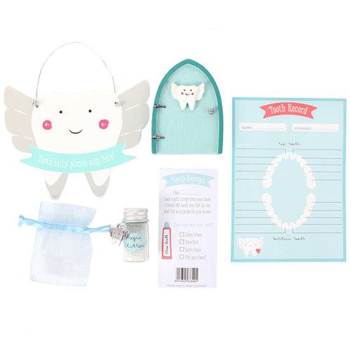 Tooth Fairy Door Kit  Keepsake
